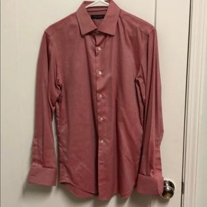 Banana Republic Non-Iron Slim Fit French Cuff